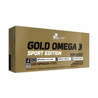 Gold Omega 3 Sport Edition (120капс)