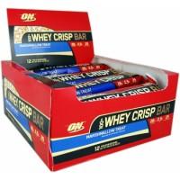 100% Whey Crisp Bar (Упаковка 12шт)