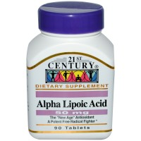 Alpha Lipoic Acid (90таб)