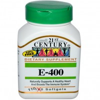 Health Care Vitamin E-400 (110капс)