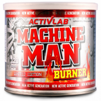 Machine Man Burner (120капс)