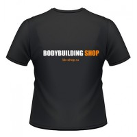 Футболка BODYBUILDING SHOP