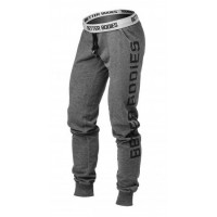Спортивные брюки Better Bodies Slim Sweatpant, Antracite Melange