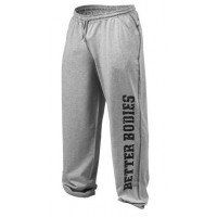 Спортивные брюки Better Bodies Gym Pant, Greymelange