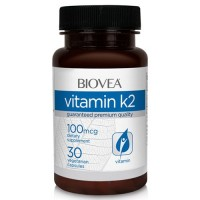 Vitamin K2 100 mg (30капс)
