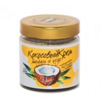 Кокосовый крем Shandi Cream миндаль и кедр (150г)