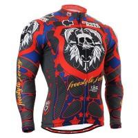 Мужская велосипедная куртка с длинным рукавом Fixgear CS-1101