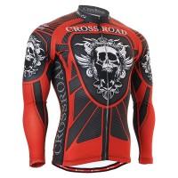 Мужская велосипедная куртка с длинным рукавом Fixgear CS-1301