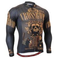 Мужская велосипедная куртка с длинным рукавом Fixgear CS-2701