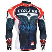 Мужская велосипедная куртка с длинным рукавом Fixgear CS-3501