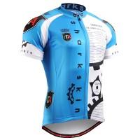 Мужская велосипедная куртка с коротким рукавом Fixgear CS-G502