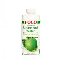 Foco кокосовая вода (330мл)