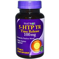 5-HTP 100 мг Time Release (45таб)