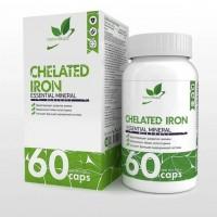 Chelated Iron (60капс)