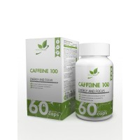 Caffeine 100 mg (60капс)