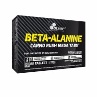 Beta-Alanine Carno Rush (80таб)