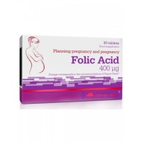 Folic Acid (30таб)