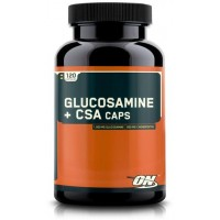 Glucosamine Plus CSA Caps (120капс)