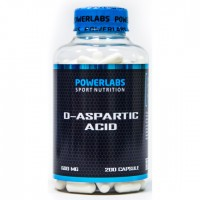 D-Aspartic Acid (200капс)