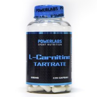 L-Carnitine Tartrate (120капс)