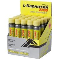 L-карнитин 2700 плюс Витамин C (20амп x 25мл)