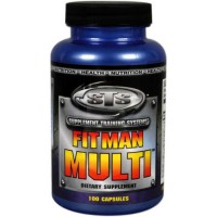 Fit Man Multi (100таб)