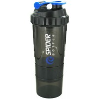 Шейкер SpiderBottle Mini2GO Black Edition (500мл)