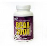 BCAA 2000 (100капс)