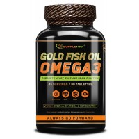 Gold Fish Oil Omega-3 (90таб)