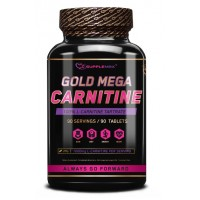Gold Mega Carnitine (90таб)