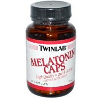 Melatonin 3mg (60таб)