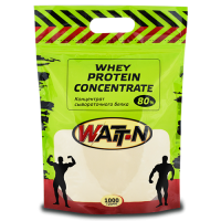 Watt-N Whey Protein Concentrate 80%  (1кг)