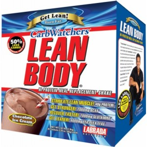 Carb Watchers Lean Body MRP (42пак-65г)