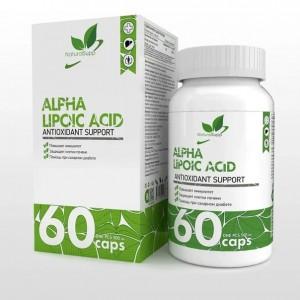 Alpha Lipoic Acid (60капс)