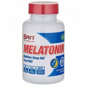 Melatonin 5 мг (90капс)