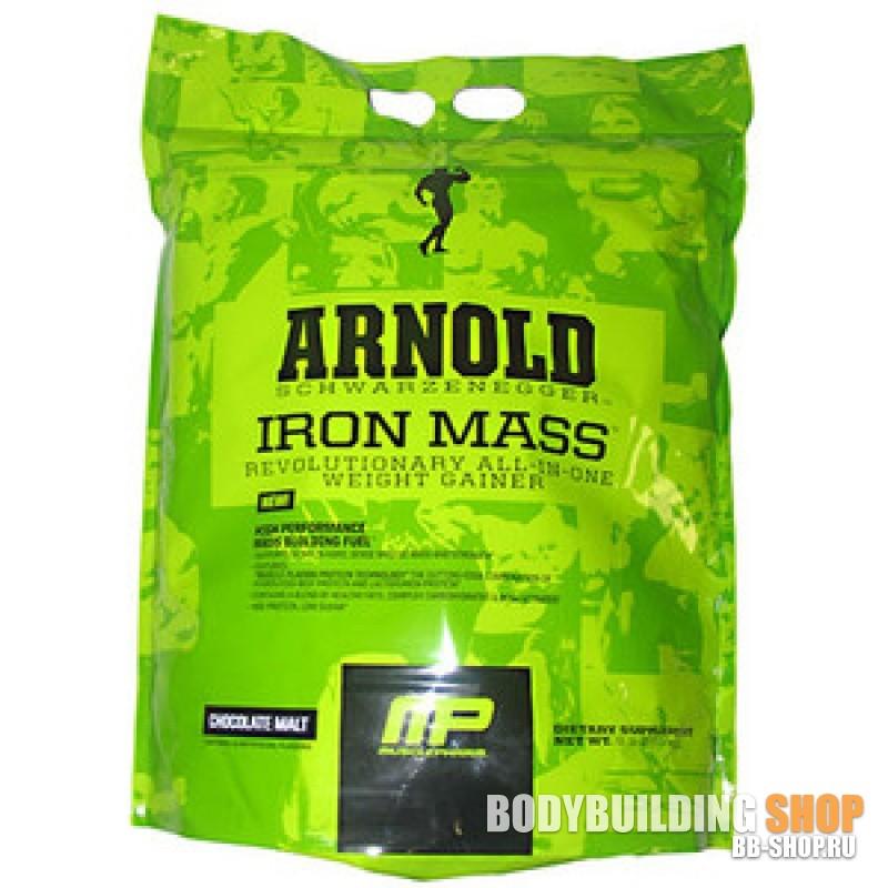 купить гейнер iron mass