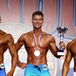 Какое будущее ждет Men's Physique в России?