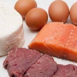 В каких продуктах содержится больше белков?!