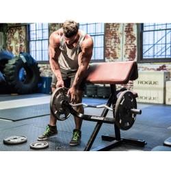 Гипертрофия мышц и набор массы
