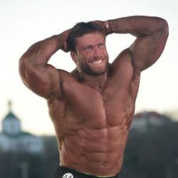 Дмитрий Клоков - тяжелоатлет в теле бодибилдера