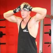 Плиометрическое упражнение на укрепление мышц шеи