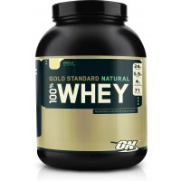 Gold Standard 100% Whey Natural (2,27кг)