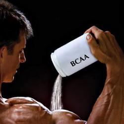 BCAA — аминокислоты c разветвленными цепочками