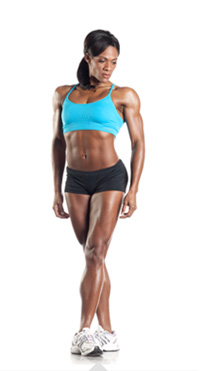 Спортивное питание женщин после 40